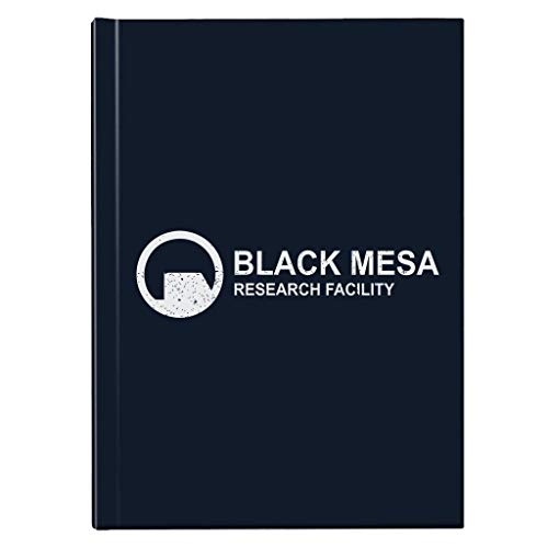 Black Mesa Research Facility Half Life Hardback Journal
