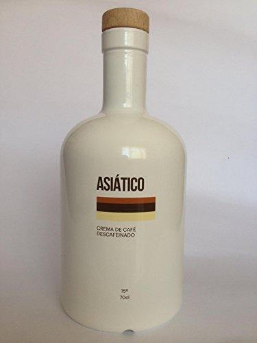 Licor-Crema del Café Asiático de Cartagena