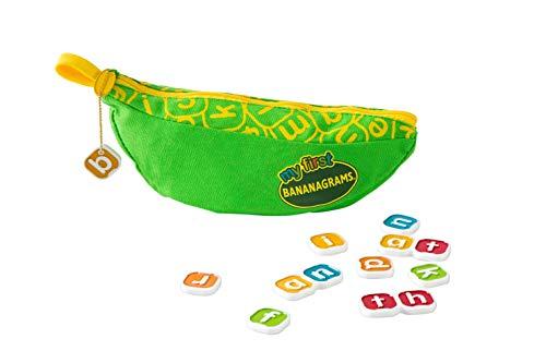 Winning Moves 001661My First Bananagrams–Juego de Juego
