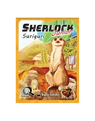 GDM Games- Sherlock Junior: Suriguri, Serie Q3 (GDM2079)