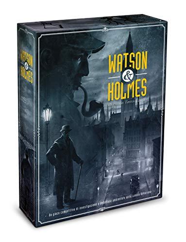 Asmodee Watson & Holmes-8555 Italia, Color SCWH01IT