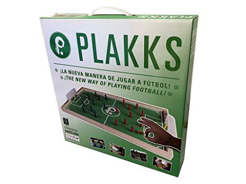 PLAKKS | Juego de Mesa de fútbol