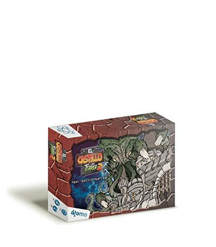Atomo Games- Castillo del Terror 2 Juego Cartas(expansión) (XAG-22921)