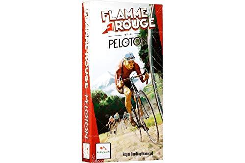 Lautapelit LAU00077 Flamme Rouge Peloton Exp Board Game