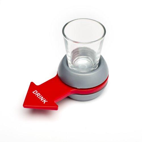 Shot Spinner - Juguete, de 2 a 10 Jugadores (Funtime Gifts BA7450) (Importado de Inglaterra)