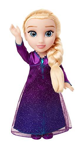 Glop Games-Elsa Musical Frozen II Muñeca, color jakks pacific 207474 , color/modelo surtido