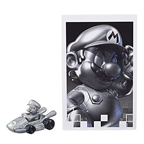 Mario Kart Monopoly Gamer Power Pack - Silver Mario