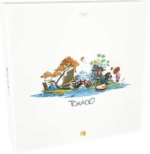 Tokaido Asmodee - Juego de Mesa