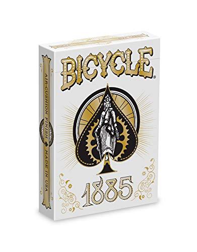 Fournier-Bicycle 1885 Baraja de Cartas de Poker Conmemorativa 1043864