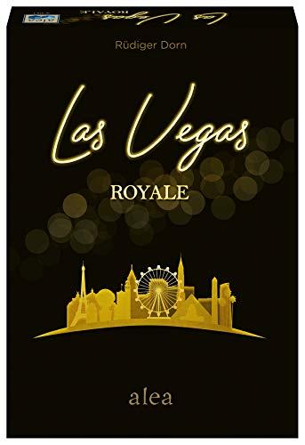 Ravensburger 26943 Las Vegas Royale Versión en Español, Strategy Game, 2-5 Jugadores, Edad recomendada 8+