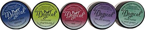 Lindy's Stamp Gang - Juego de 6 Sellos, 740 ml, (MAG-06)