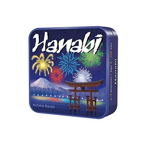 Cocktail Games- Hanabi - Juego de Cartas - Español (CGHA0001)