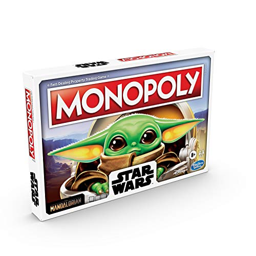 Monopoly The Child (Hasbro Gaming F2013105)