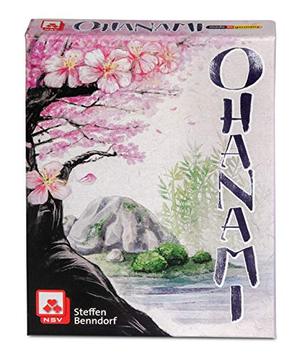 NSV - 4080 - OHANAMI - International - Juego de Cartas