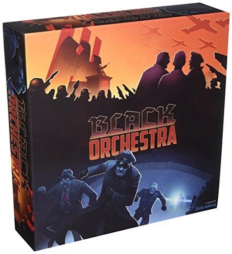Game Salute Juego Salute Negro Orquesta Segunda edición