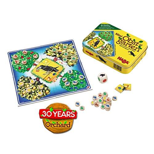 Haba- El Frutal - Mini juego
