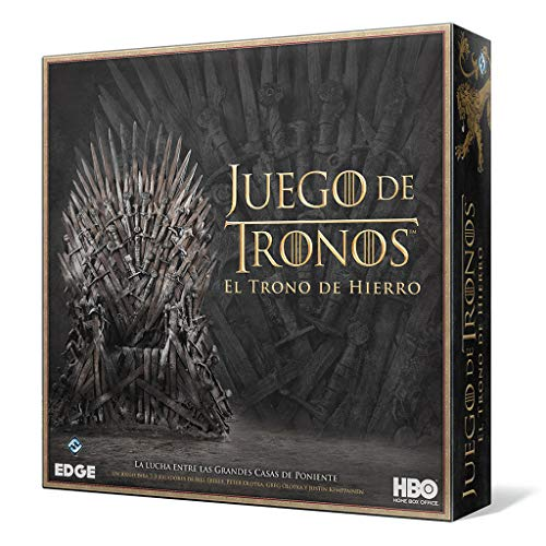 Juego de Tronos - El trono de Hierro, juego de mesa