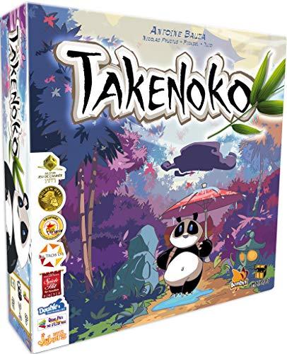 Twilight Asmodee - Takenoko, Juego de Mesa (versión en Inglesa)