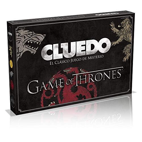 Winning Moves Cluedo Juego De Tronos (81335), multicolor, Miscelanea (ELEVEN FORCE