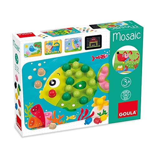 Goula - Mosaico - Juego preescolar a partir de 3 años