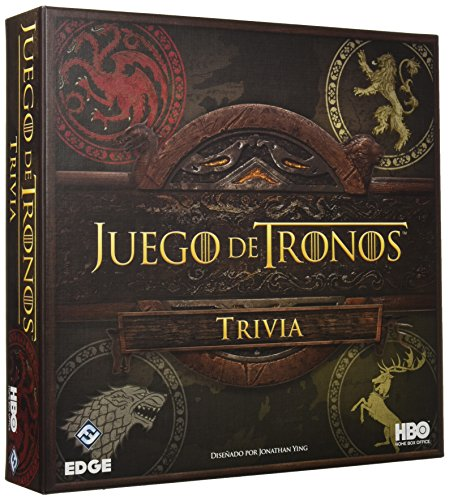 Fantasy Flight Games Juego de Tronos Trivia (FFHBO10) , color/modelo surtido