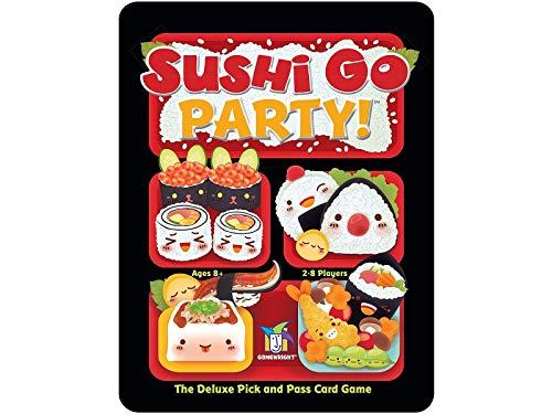 Gamewright Sushi Go Fiesta–El Juego de Cartas de Lujo.