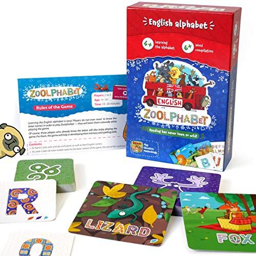 Juegos de mesa educativos para niños de 4 años en adelante, Scrabble para 8 años en adelante
