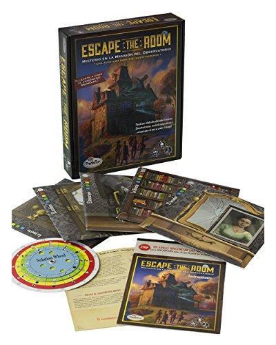 Think Fun - Escape The Room: Misterio en la mansión del observatorio (TF7351)