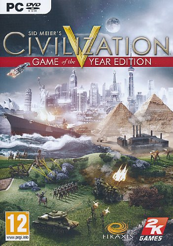 Sid Meier's Civilization V - Game Of The Year PC