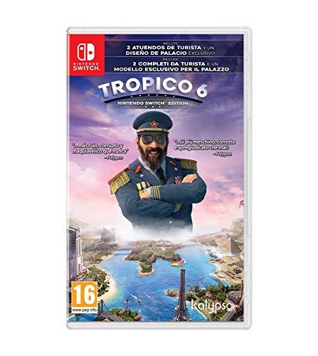 Tropico 6 Switch IT/ESP