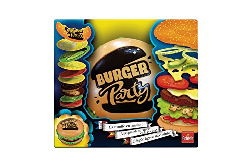 Goliath Toys 30891 Burger Party