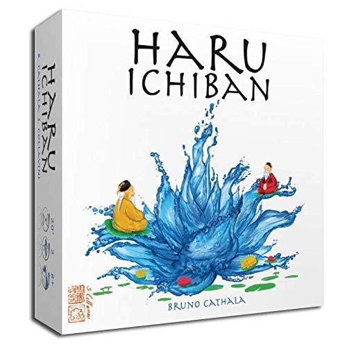 GM Games - Haru Ichiban, juego de mesa ( GDM109)