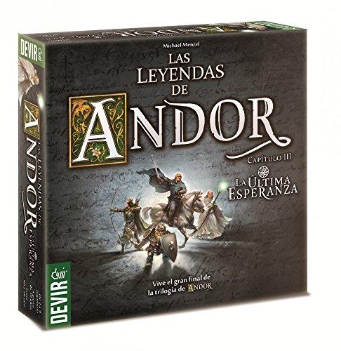 Devir-Las Leyendas de Andor, la última Esperanza (225723)