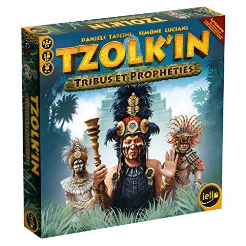 iello – Tzolk'in: extensión de tribus y profetias