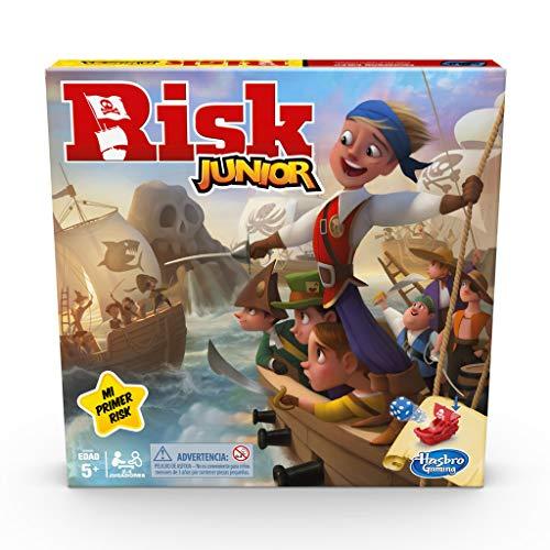 Hasbro Gaming- Risk Junior (E6936105)