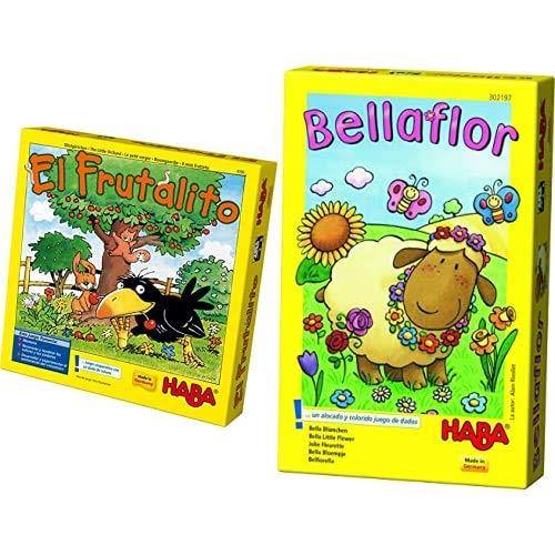 Haba Frutalito-ESP (4996) + Bellaflor-ESP (302197)