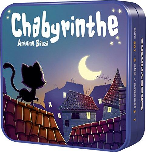 Asmodee - Juegos de animación, pequeños Juegos