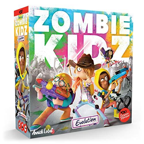 Scorpion Masque Zombie Kidz Family Game