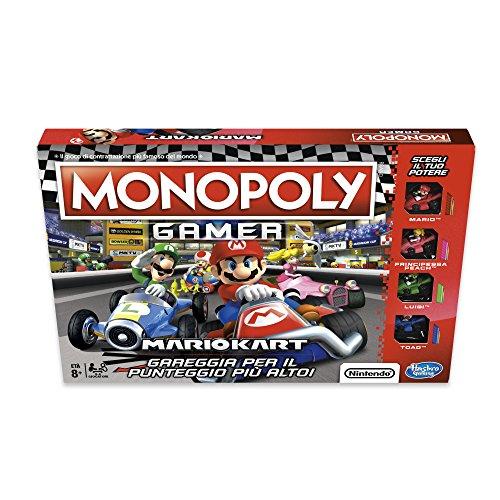 Monopoly - Monopoly Gamer Mario Kart, E1870103 [Import Italia]