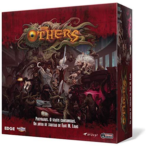 The Others - Juego de tablero (Edge Entertainment EDGSSN01)