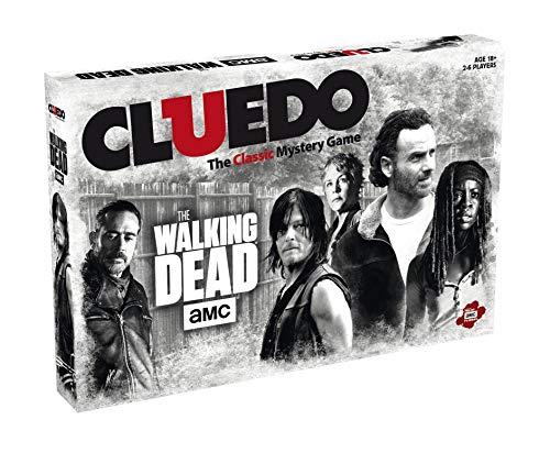 Cluedo 035705 Walking Dead, Multicolor