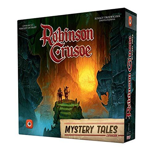 Wydawnictwo Portal POP00379 Robinson Crusoe Mystery Tales Expansion - Juego de Mesa (Contenido en alemán)