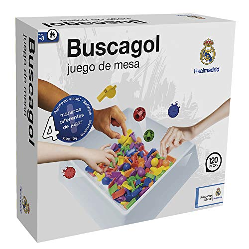 Real Madrid Buscagol (11824), Multicolor