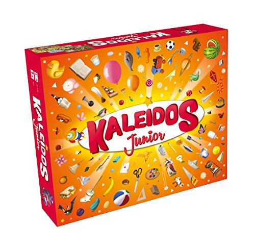 Asmodee- Kaleidos Junior, Multicolor (KAL02ML)