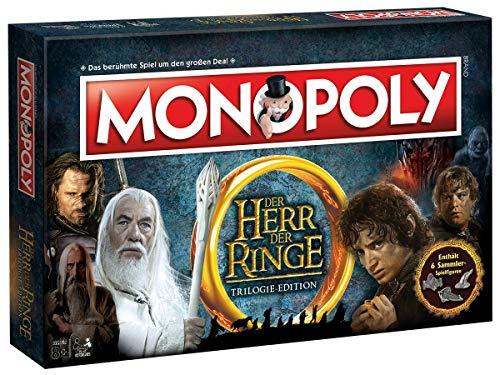 Monopoly - El Señor de los Anillos