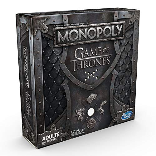Monopoly Game of Thrones - Juego de Mesa (edición de coleccionista)