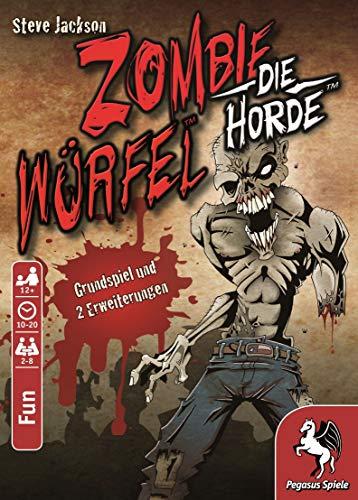 Pegasus Spiele Dados Zombie 51834G La Horde - Zombie