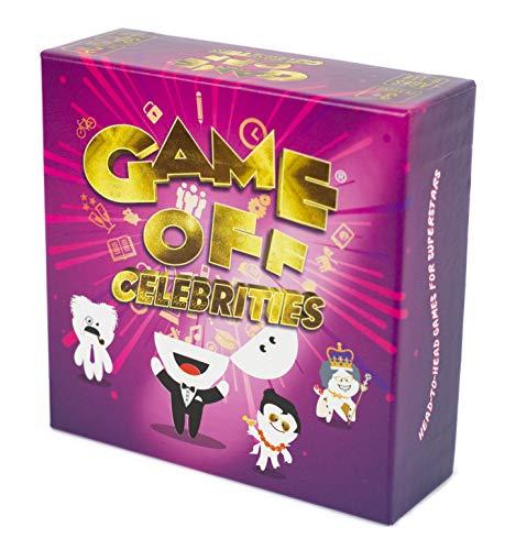 Game Off - Celebridades, Juegos de cabeza a cabeza para superestrellas