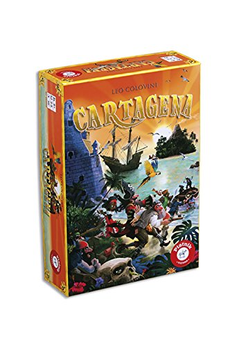 Piatnik 6849 'Cartagena' Board Game