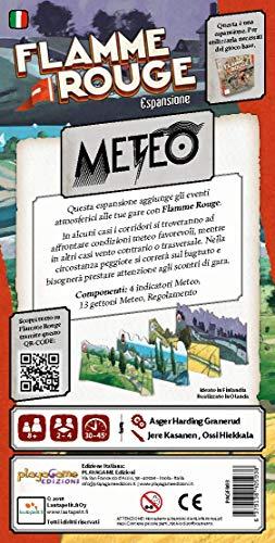 Playagame Edizioni Flamme Rouge: Meteo – Edición italiana